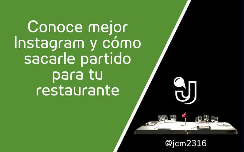restaurantes en Instagram