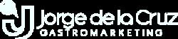 Logo blanco para footer transparente